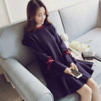 Outdoor casual suit Tagkita / she and others female 51-100 yuan Navy, grey Autumn 2020 other