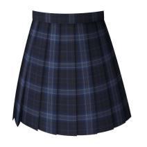 skirt Autumn 2020 XS,S,M,L,XL,2XL Plaid skirt, plaid skirt + tie Short skirt sexy Natural waist Pleated skirt lattice Type A 91% (inclusive) - 95% (inclusive) other Ajelice / ajelik polyester fiber