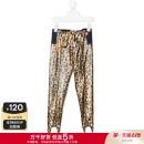 Children's sports pants golden 16051502 8 years old Billieblush 12, 10, 8, 6, 5, 4, 3, 2