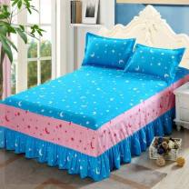 Bed skirt Bed skirt 1.5x2.0m, bed skirt 1.8x2.0m, bed skirt 2.0x2.2m, bed skirt 1.8x_ 2.2M, bed skirt 1.2x2.0m polyester fiber Other / other Plants and flowers Qualified products QYDLOY