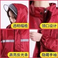 Poncho / raincoat oxford  L , XL , XXL , XXXL , XXXXL , 5XL adult 1 person routine Other / other Capsule raincoat *