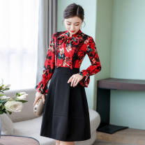 Outdoor casual suit Tagkita / she and others male 51-100 yuan eighty-nine point seven two S,M,L,XL,2XL Red and black autumn Autumn 2020