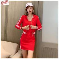 Fashion suit Spring 2021 S,M,L,XL Red-593, black-r6i 2DA7DF07 30% and below