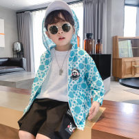 Children's skin clothes / sunscreen clothes Jujube (for men and women) lake green (for men and women) 100 110 120 130 140 150 Udo house cotton Male and female ultraviolet-proof summer Class C Other 100% China KBY12763 on foot Spring 2021