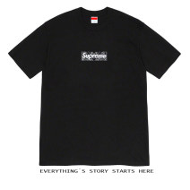 T-shirt S,M,L,XL Summer 2021 Short sleeve Crew neck easy Regular routine street cotton 96% and above classic letter printing neutral