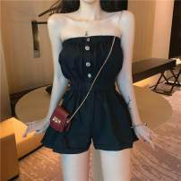 Cosplay women's wear Other women's wear goods in stock Over 14 years old black comic Average size