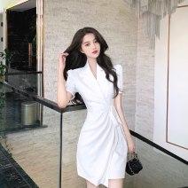 Dress Summer 2021 Goddess black, swan white S,M,L