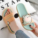 slipper Other / other Flat bottom Low heel (1-3cm) EVA Summer 2020 daily leisure time student Cartoon animation flower