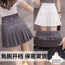 skirt Summer 2021 XS,S,M,L,XL E76-o-white, n21-r-black, t84-r-gray N58239 Other / other