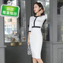 Parent child fashion White, red, black other female Other / other S. M, l, XL, XXL, [pay attention to one size smaller], [collect and purchase first] Type * undetermined spring and autumn lady stripe cotton S,M,L,XL,XXL other S,M,L,XL,XXL 3 years old Chinese Mainland