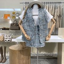 Other outdoor clothing Other / other neutral See description See description M. L, average size Blue suit, pink suit, white T-shirt 201-500 yuan Spring 2021
