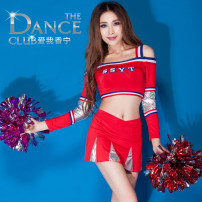 National costume / stage costume Summer 2016 Red (without cheerleading) blue (without cheerleading) SMLXL eight thousand one hundred and eighty-five Everxing / aii Xiangning 18-25 years old Other 100% Pure e-commerce (online only)