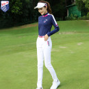 Golf apparel Trousers white, jacket Baolan, jacket + trousers S,M,L,XL female ZG-6 Long sleeve T-shirt Y6003A