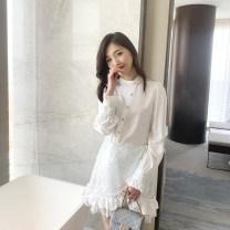 Fashion suit Summer 2021 S,M,L Shirt, skirt, suit SF022100004 31% (inclusive) - 50% (inclusive) Cashmere