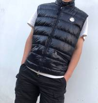Vest / vest Youth fashion Tagkita / she and others Other leisure standard Down vest Other 100%