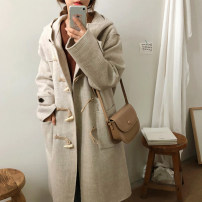 woolen coat Summer 2020 S M L Beige lattice grey lattice Beige lattice with cotton grey lattice with cotton polyester 91% (including) - 95% (excluding) have more cash than can be accounted for Long sleeves commute double-breasted raglan sleeve tailored collar Solid color Straight cylinder MN355.