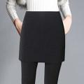 Leggings Winter 2017 S M L XL 2XL 3XL 4XL Plush trousers 18-24 years old Sky kisses rainbow other Pure e-commerce (online only) Cotton 95% polyurethane elastic fiber (spandex) 5%