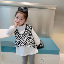 T-shirt white Other / other 90cm,100cm,110cm,120cm,130cm,140cm female summer Short sleeve Crew neck Korean version No model nothing other other Other 100% other Sweat absorption 2 years old, 3 years old, 4 years old, 5 years old, 6 years old, 7 years old Chinese Mainland Zhejiang Province