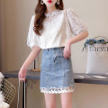 Fashion suit Summer 2021 S M L XL Picture color 18-25 years old Yiqing Dai 81% (inclusive) - 90% (inclusive) Other 100% Pure e-commerce (online only)