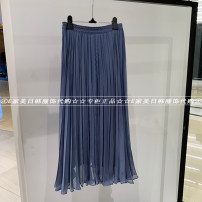 skirt Spring 2021 44,55,66 Blue, beige TIME