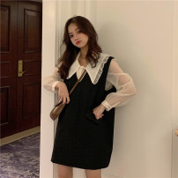 Fashion suit Spring 2021 Average size Shirt and skirt 18-25 years old KITTYBOOTS KBS-TZ09018 Other 100% Pure e-commerce (online only)