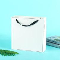Gift bag / plastic bag white