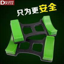 dumbbell green Small dumbbell rack a pair of large dumbbell rack a pair of small dumbbell rack single large dumbbell rack single Dalishi / Hercules Dumbbell stand Comprehensive exercise of fitness DNS06 male