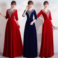 National costume / stage costume Winter 2020 Red, blue S. M, l, XL, XXL, XXL, plus XXL Over 35 years old