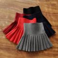 skirt Suitable for height 90-100cm (sign Size 110), suitable for height 100-110cm (sign Size 120), suitable for height 110-120cm (sign Size 130), suitable for height 120-130cm (sign size 140), suitable for height 130-140cm (sign size 150) Other / other female Other 100% spring and autumn Miniskirt