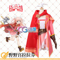 Cosplay women's wear suit Customized Over 14 years old Women's Yegong lafin Animation, games 50. M, s, XL, customized CGCOS Japan Cosplay clothing Opera for girls Unomiya larafen cg833lhy