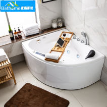Massage bathtub Acrylic Single skirt Intra city logistics delivery no