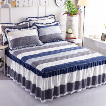 Bed skirt cotton Other / other Geometric pattern Qualified products YDB-CQ