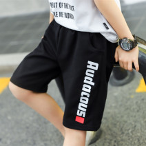 trousers Other / other male summer Pant leisure time There are models in the real shooting Sports pants Leather belt middle-waisted cotton Don't open the crotch Cotton 95% polyurethane elastic fiber (spandex) 5% Class B Chinese Mainland Zhejiang Province Huzhou City