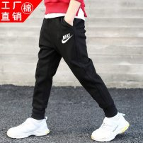 trousers Tong Xiu Becky male 120cm,130cm,140cm,150cm,160cm,170cm,180cm Black 08, black AUD, black red meteor, black yellow meteor, black n, black a, gray n, gray a, black n [Plush], black a [Plush] winter trousers motion There are models in the real shooting Sports pants Leather belt middle-waisted