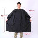apron black Sleeve apron waterproof Simplicity other Household cleaning Average size public yes Ink style