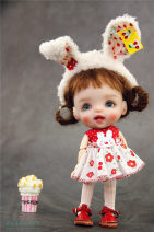 BJD doll zone Dress 1/12 Over 8 years old Customized gules 2 weeks after custom payment