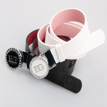 Golf apparel White + pink-0nk, black + rose-398 Average size female BLK TEE other