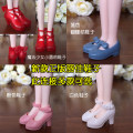 Doll / accessories Ordinary doll 3 years, 4 years, 5 years, 6 years, 7 years, 8 years, 9 years, 10 years, 11 years, 13 years, 14 years and above Other / other Japan Suitable for Lijia doll Over 14 years old other parts Fashion pvc  other nothing Shoes and Hats