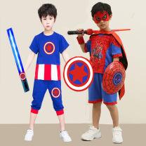 Children's performance clothes male Aierjunyi Class B other Cotton 100% Pure cotton (100% content) 14, 3, 5, 12, 13, 9, 7, 8, 6, 11, 4, 10 motion
