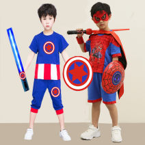 Children's performance clothes male Aierjunyi Class B other Cotton 100% Pure cotton (100% content) 14, 3, 5, 12, 13, 9, 7, 8, 6, 11, 4, 10 motion