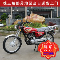 Complete motorcycle 102kg 2019 740mm 7.6KW 1975x750x1010mm Chinese Mainland 124cc no 85Km/h Zf-ky / Everest ZF125-5B Front and rear hub trolley Air cooling currency Four stroke Single cylinder engine 8L 12V