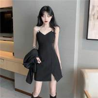 Fashion suit Summer 2020 S,M,L Suspender skirt, suit 18-25 years old 4+11 30% and below