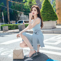 Outdoor casual suit Tagkita / she and others female 51-100 yuan eighty-seven point two zero M,L,XL,2XL Blue, collect and purchase first Summer 2020 other