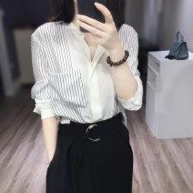 Women's large Spring 2021 white Large L, large XL, s, M cotton Ocnltiy