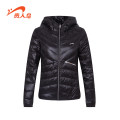 Sportswear female A775064 Guirenniao 2XL 3XL 4XL s (adult) m (adult) l (adult) XL (adult) 2075298-6 black (down jacket) 2069016-2 magic color green (down jacket) 2469008-3 refraction green (cotton jacket) have cash less than that is registered in the accounts Winter 2017 Hood Warm and windproof nylon