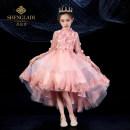 Children's dress female 110cm 120cm 130cm 140cm 150cm 160cm Saint Latisse full dress SLD20497 Polyester 100% Summer 2020 3 months 6 months 12 months 9 months 18 months 2 years 3 years 4 years 5 years 6 years 7 years 8 years 9 years 11 years 12 13 14 years old princess