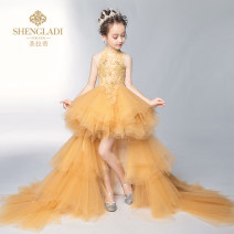 Children's dress female 100cm 110cm 120cm 130cm 140cm 150cm Saint Latisse other Polyester 100% Autumn of 2018 2 years old, 3 years old, 4 years old, 5 years old, 6 years old, 7 years old, 8 years old, 9 years old, 10 years old, 12 years old, 13 years old, 14 years old