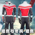 Cosplay men's wear suit Customized CosplaySKY Over 8 years old Men's European Code (20 days) Movies M,L,XL Europe and America Falcon and Winter Soldier