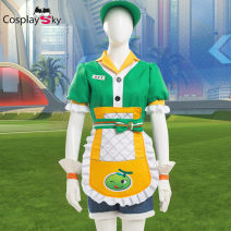 Cosplay women's wear Other women's wear Customized Over 8 years old game L,M,S,XL,XXL Europe and America Watch the vanguard