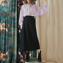 skirt Autumn of 2019 S,M,L black